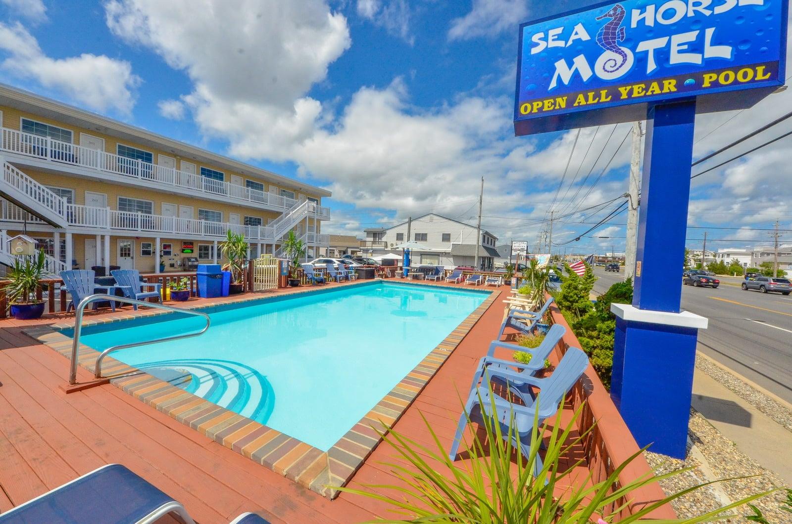 Seahorse Motel Long Beach Island Nj