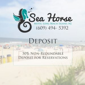 Deposit for Sea Horse Motel
